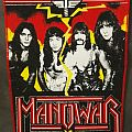 Manowar - Patch - Manowar Backpatch