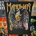Manowar - Battle Hymns Backpatch!