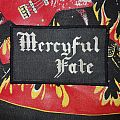 Vintage Mercyful Fate Patch