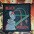 Black Sabbath - Technical Ecstasy patch