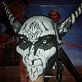 Venom - Bathomet Mask Other Collectable