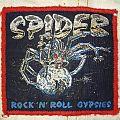Spider - Patch - Spider - Rock n Roll Gypsies patch