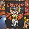 EXCITER - Long Live the Loud Backpatch