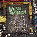 Iron Maiden - Patch - Iron Maiden - Iron Maiden patch