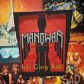 Manowar - Into Glory Ride Backpatch