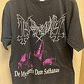 Mayhem - TShirt or Longsleeve - Mayhem De Mysterris Shirt