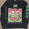 Morbid Angel - TShirt or Longsleeve - Domination European Tour Longsleeve