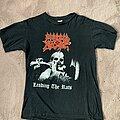 Morbid Angel - TShirt or Longsleeve - Morbid Angel European Sickness Tour Shirt