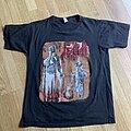 Death - TShirt or Longsleeve - Death Human Tour Shirt