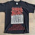 Morbid Angel - TShirt or Longsleeve - Morbid Angel Formulas shirt