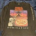 Morbid Angel - TShirt or Longsleeve - Morbid Angel Domination Longsleeve
