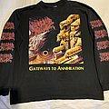 Morbid Angel - TShirt or Longsleeve - Morbid Angel 'Gateways to Annihilation' Tour Longsleeve