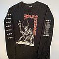 Bolt Thrower LS Warmaster, Unleashed Upon America TShirt or Longsleeve
