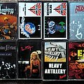 Metal Cassettes Tape / Vinyl / CD / Recording etc