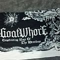 Goatwhore : Constricting Rage of the Merciless - Fabric Poster Other Collectable