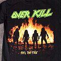 Overkill - Feel The Fire T-Shirt