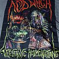 Acid Witch - Witchtanic Hellucinations [Fabric Poster]