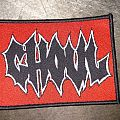 Ghoul - Red Logo [Patch]