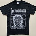 "Incarceration ""Forsaken And Forgotten"" Shirt (Size Medium)"