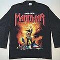 """Manowar - TShirt or Longsleeve - Manowar """"Kings Of Metal"""" LS (Size Medium)"""