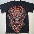 """Slayer - TShirt or Longsleeve - Slayer """"World Painted Blood"""" Shirt (Size Medium)"""