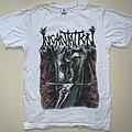 "Incantation - TShirt or Longsleeve - Incantation ""Onward To Golgotha / Jesus Was Mortal '92"" Shirt (Size Medium)"