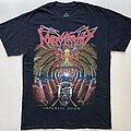 """Monstrosity - TShirt or Longsleeve - Monstrosity """"Imperial Doom"""" Shirt (Size Medium) (Reprint)"""