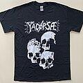 "Yacøpsæ - TShirt or Longsleeve - Yacøpsæ (Yacopsae) ""Skulls"" Shirt (Size Medium)"
