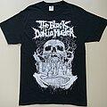 "The Black Dahlia Murder - TShirt or Longsleeve - The Black Dahlia Murder ""Into The Everblack"" Shirt (Size Medium)"