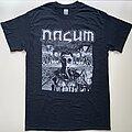"Nasum - TShirt or Longsleeve - Nasum ""Regressive Hostility"" Shirt (Size Medium)"
