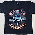 "D.R.I. - TShirt or Longsleeve - D.R.I. (Dirty Rotten Imbeciles) ""Crossover Thrash Metal"" Shirt (Size Medium)"