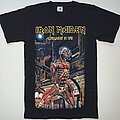 "Iron Maiden ""Somewhere In Time"" Shirt (Size Small)"