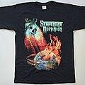 "Serpentine Dominion - TShirt or Longsleeve - Serpentine Dominion ""Cover-Art"" Shirt (Size Small)"