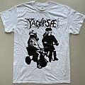 "Yacøpsæ - TShirt or Longsleeve - Yacøpsæ (Yacopsae) ""Gasmask Kids"" Shirt (Size Medium)"