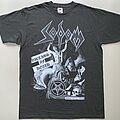 """Sodom - TShirt or Longsleeve - Sodom """"Victims Of Death"""" Shirt (Size Medium)"""