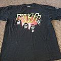 KISS self-titled album T-Shirt