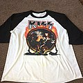 KISS Alive! 75 three quarter sleeve shirt