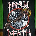 Napalm Death Backpatch