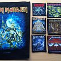 Iron Maiden - Patch - some patches