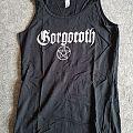 Gorgoroth-Logo Girly Tanktop