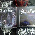 Skull Fist CD'S + Ticket