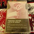 Twisted Sister - Love is for suckers Tape Tape / Vinyl / CD / Recording etc