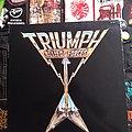 Triumph - Allied Forces (LP)