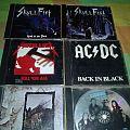 Skull Fist - Tape / Vinyl / CD / Recording etc - small collection