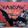 Chainsaw - Hell's Burnin Up 1985 Tape / Vinyl / CD / Recording etc
