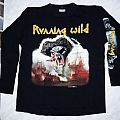 Running Wild - Summer Metal Meeting 1995 TShirt or Longsleeve