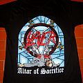 Slayer Altar of Sacrifice TShirt or Longsleeve