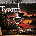 Tyrant LP - Mean Machine 1985 Tape / Vinyl / CD / Recording etc