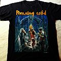 Running Wild - Masquerade Official T-Shirt 1995