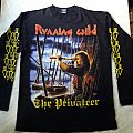 Running Wild - The Privateer 1994 LS TShirt or Longsleeve